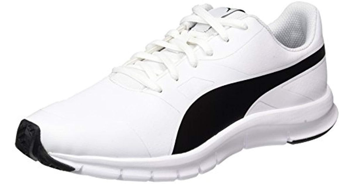 03d5a044da9f Puma Unisex Adults  Flexracer Low-top Sneakers in White for Men - Save 37%  - Lyst