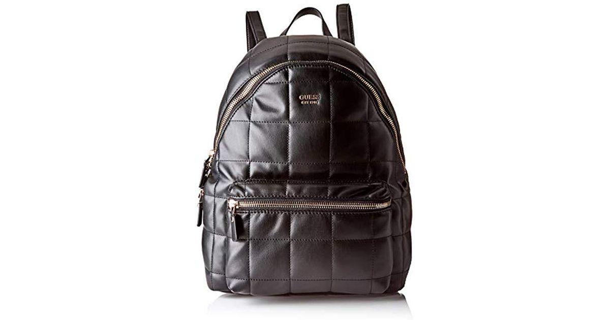 Femme Sport BackpackSac Urban Noir Guess En Lyst Leeza Coloris Dos À 29EHID