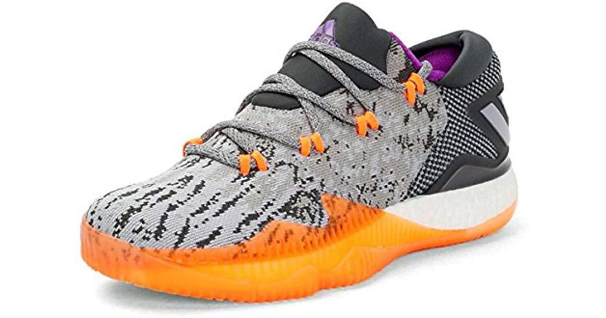 size 40 71fc7 54504 ... coupon code for lyst adidas performance crazylight boost low 2016  basketball shoe for men 62fdb 45993