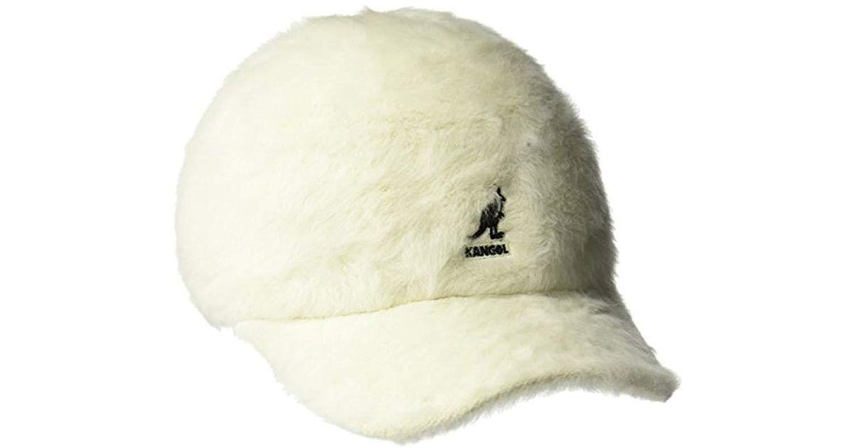22ae903de Kangol Natural Furgora Spacecap Baseball Cap for men