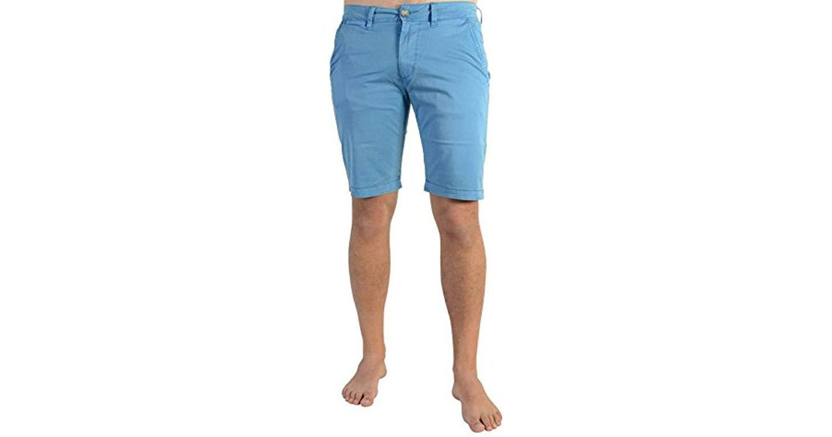 e802fd9c711cc Pepe Jeans Mc Queen Shorts in Blue for Men - Lyst
