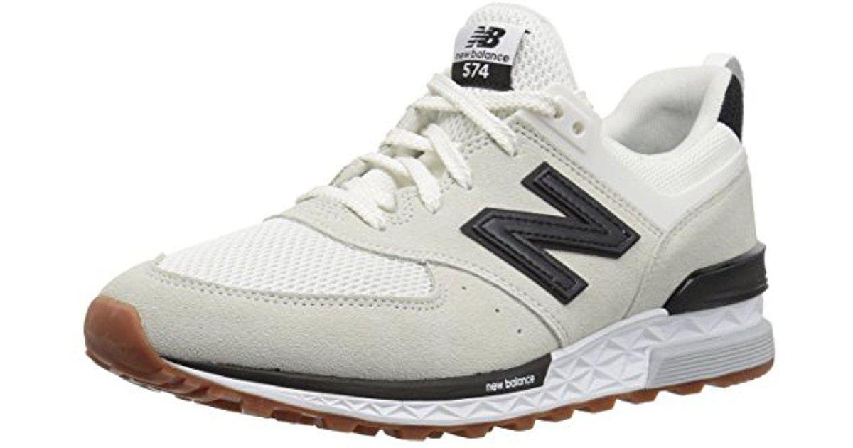 New Balance Multicolor Fresh Foam 574 Sport V1 Sneaker for men