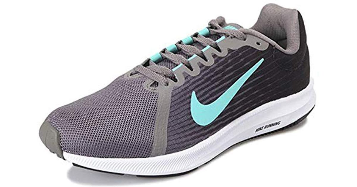big sale 2825b 48960 Lyst - Nike Downshifter 8 Running Shoe in Gray