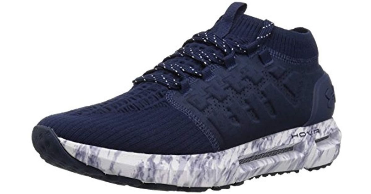 Lyst - Under Armour Hovr Phantom Ct Running Shoe in Blue for Men 6afaafc4be