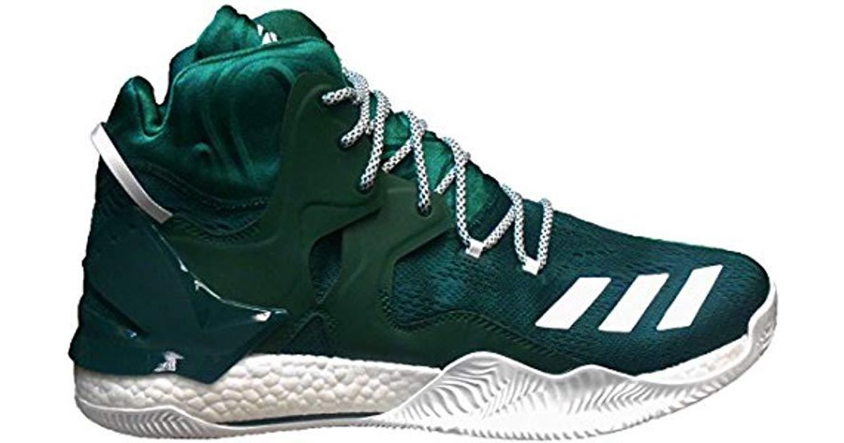 23cf5c66fd1f4 Adidas Originals - Multicolor Adidas Performance D Rose 7 Basketball Shoe  for Men - Lyst