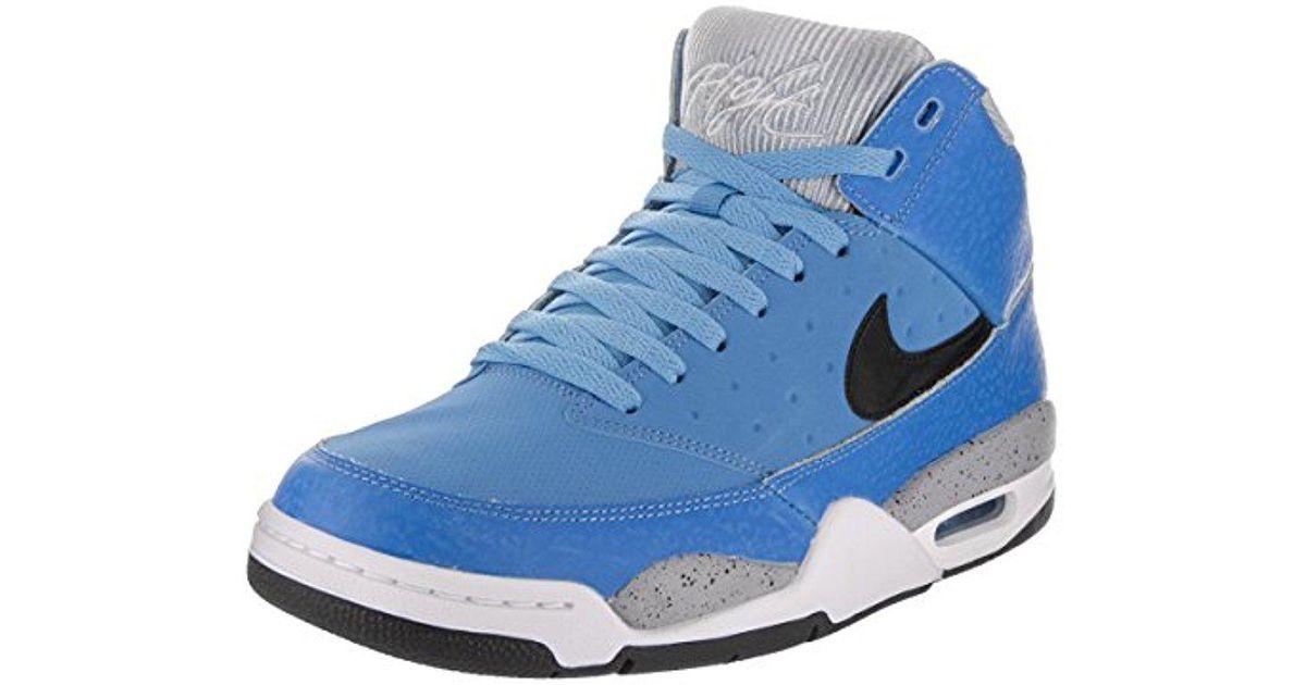 05db82eb9749 Lyst - Nike Air Flight Classic Basketball Shoe in Blue for Men