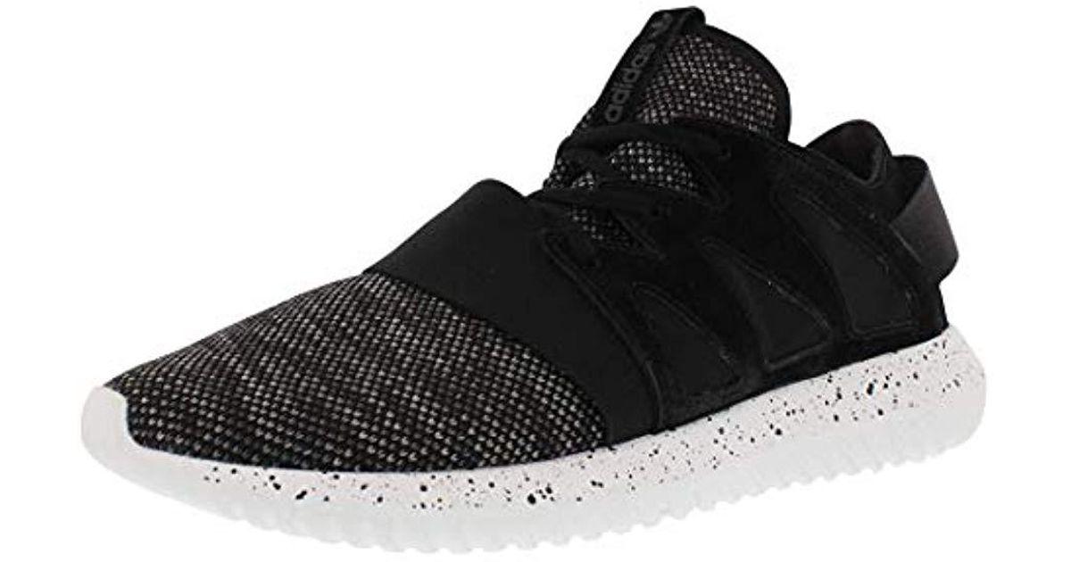 Adidas Originals Black Tubular Viral Fashion