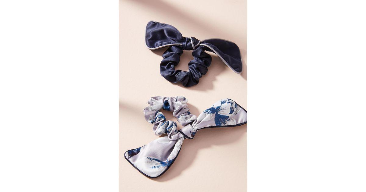 Anthropologie Summer Escape Hair Tie Set qDbr5ix