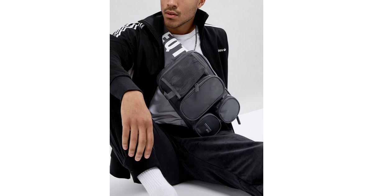 adidas Originals Eqt Cross Body Bag In