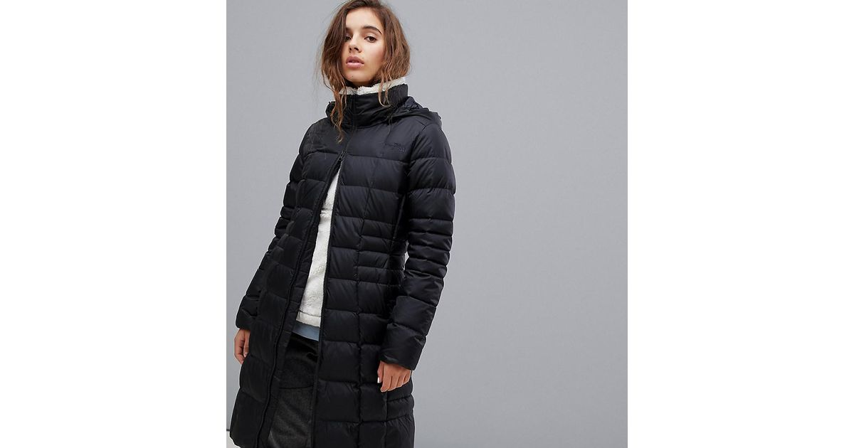 f83434228 The North Face Womens Metropolis Parka Ii In Black