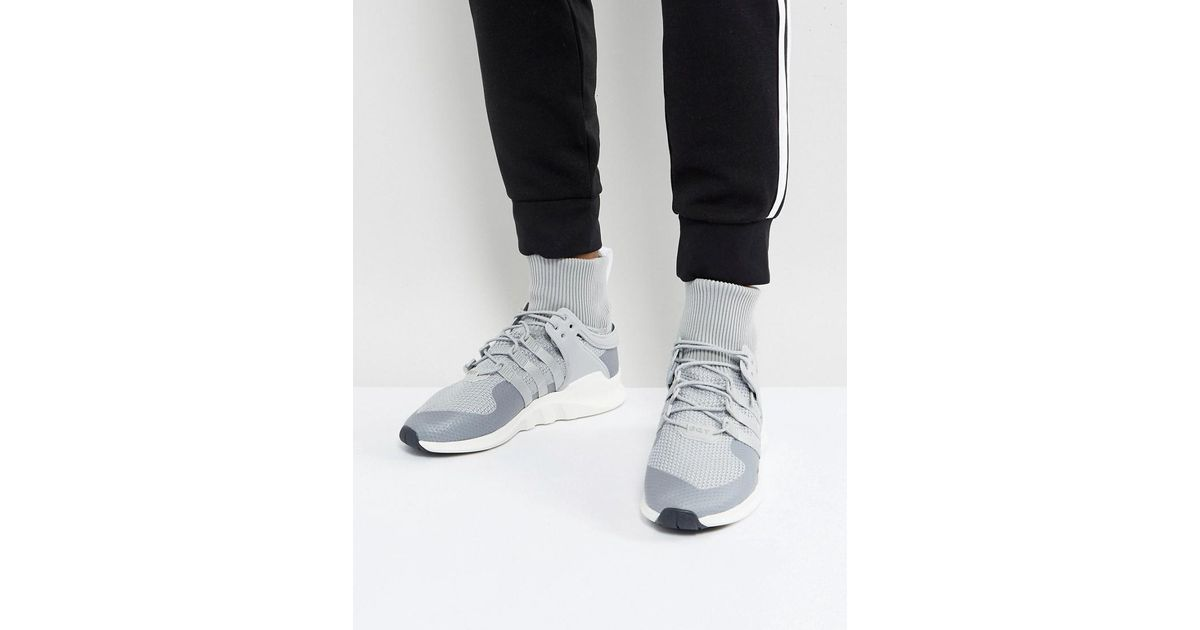 Adidas Originals EQT Support ADV Winter BZ0641 Sneaker in Grau in Gray für Herren