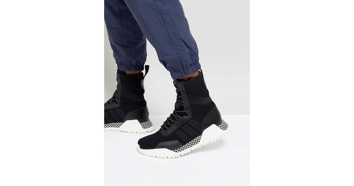 adidas H.F/1.3 Primeknit Sneakers In BlackBY9781 RflUjq4L4