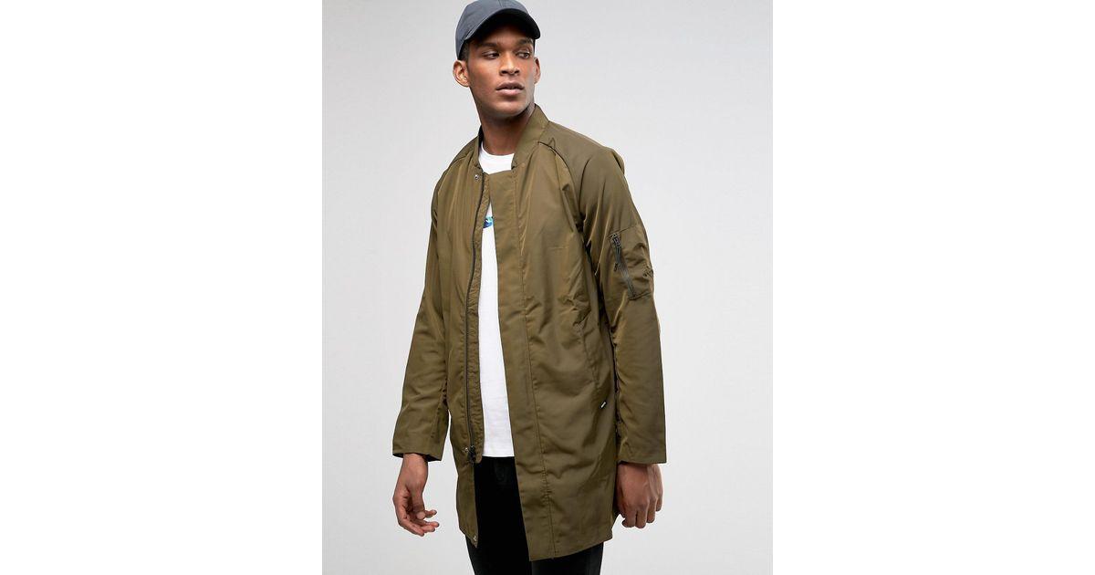 Fc Jacket In Green 802419 347