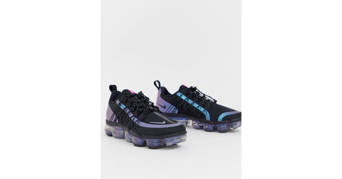 pretty nice a4e78 a3bbf Nike Black Air Vapormax Run Utility