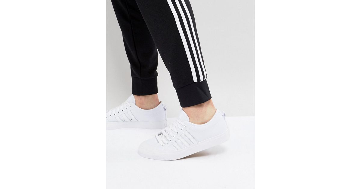 adidas Originals Nizza Lo Trainers