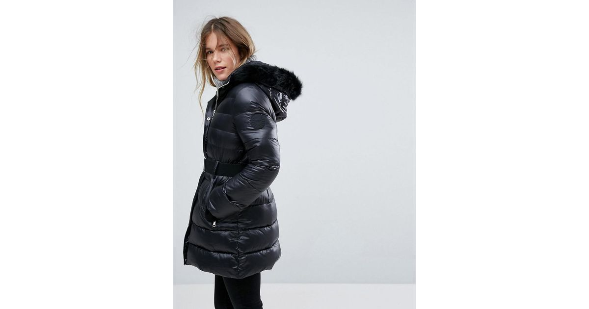 90a479f33a8 uggs fox fur hood uk