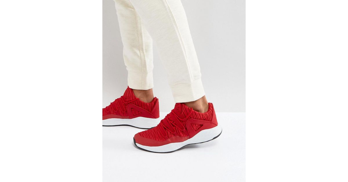 4e2a3e928d27 Nike Nike Formula 23 Low Trainers In Red 919724-606 in Red for Men - Lyst