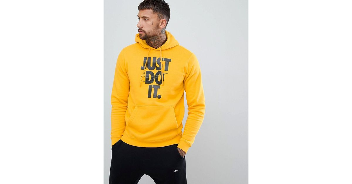 ensemble nike jaune
