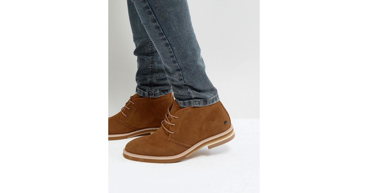 Call it Spring Adraecien Suede Desert Boots In Nj8GY