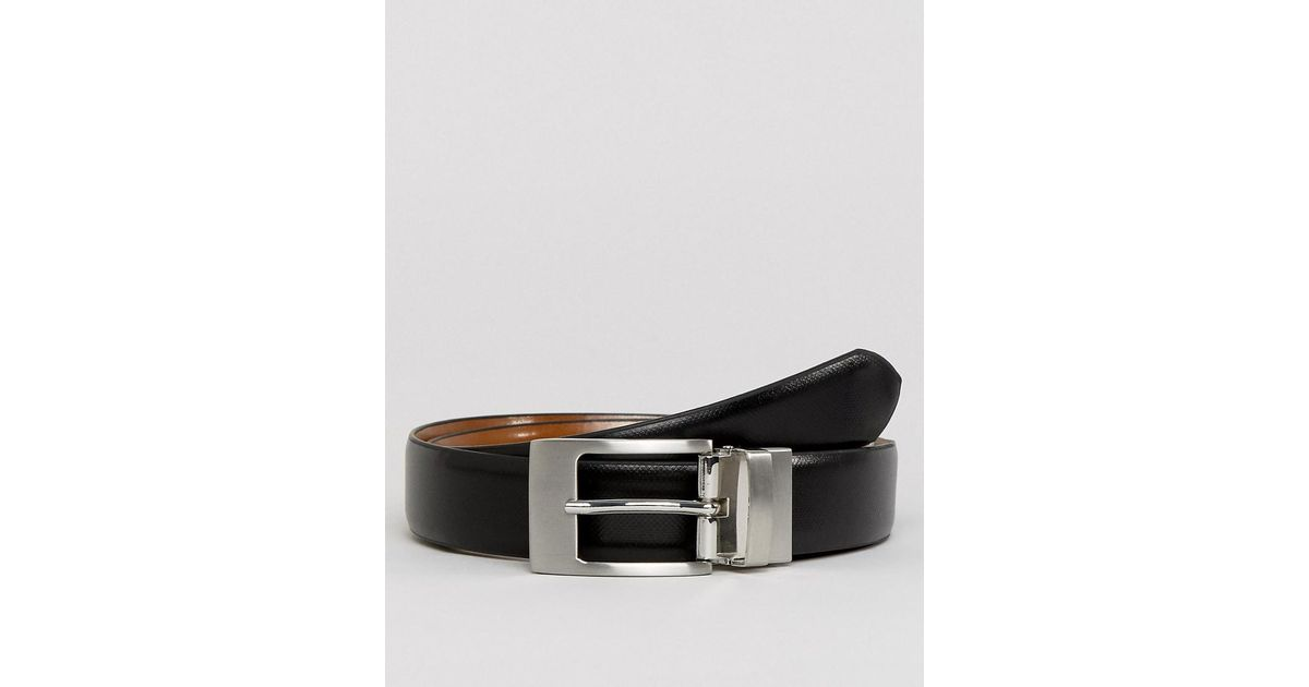 Oil Tan Belt With Nubuck Padded Inlay Columbia Mens 1 1//4 in