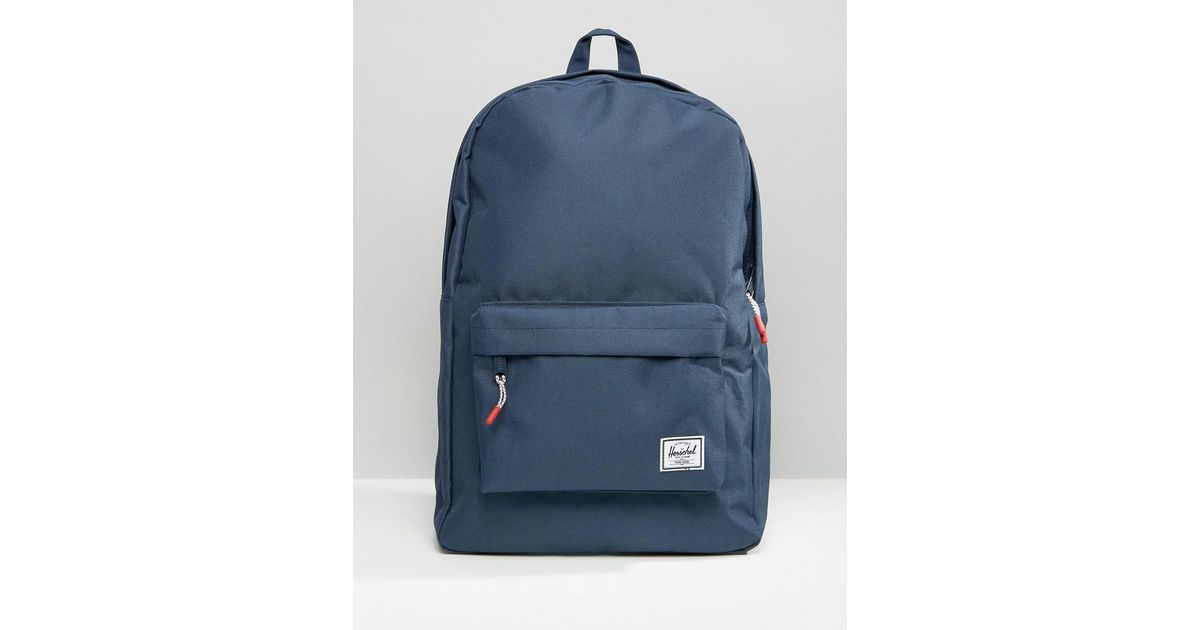 b17b271d7bc Herschel Supply Co. 22l Classic Backpack in Blue for Men - Lyst