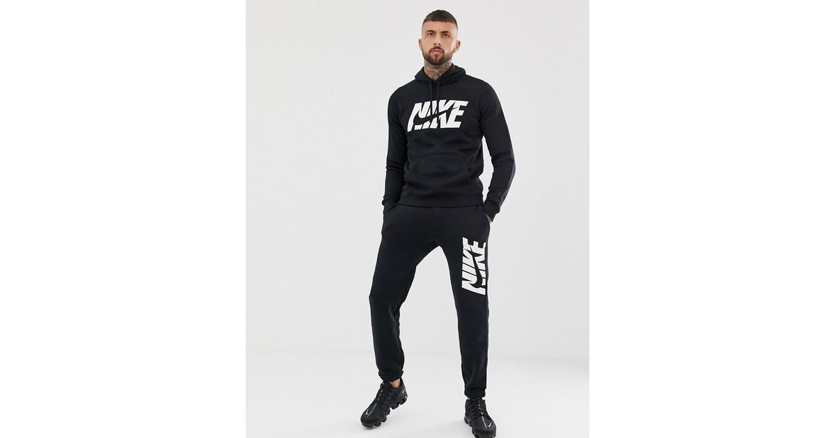 46617f524ff9 Nike jersey tracksuit set in black ar in blue for men lyst jpeg 1200x630  Ar1341 051