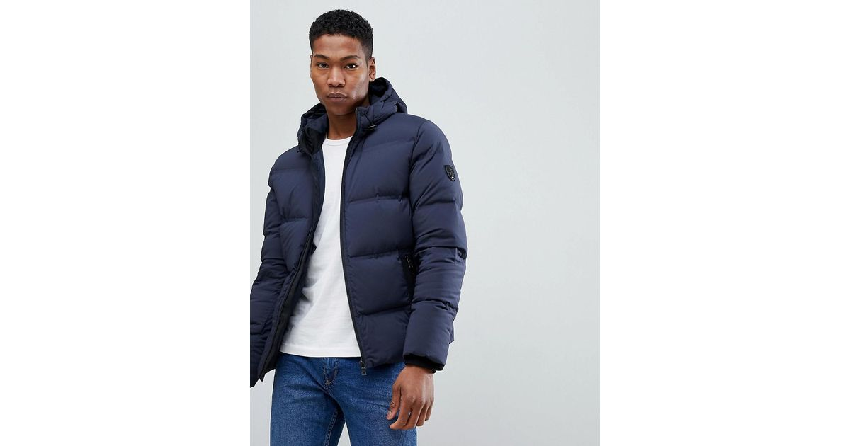 50% off for whole family great deals Tommy Hilfiger Maddy Down Bomber Jacket in Navy (Blue) for Men - Lyst
