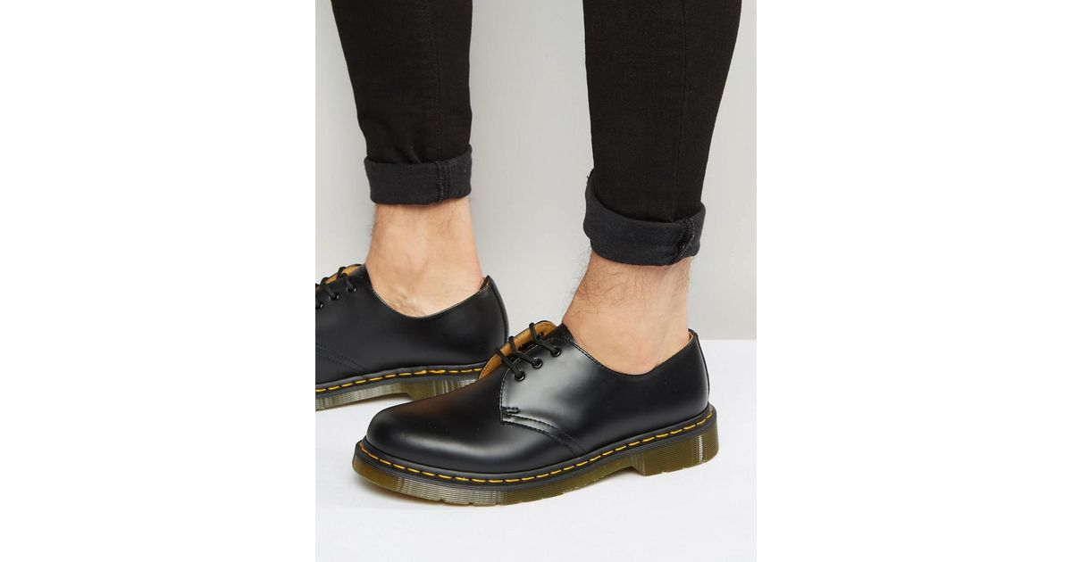 Dr. Martens Original 3-Eye Shoes 11838002 u4eD98d