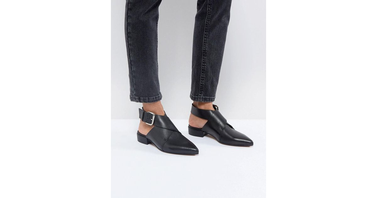 ASOS MATLOCK Leather Shoes