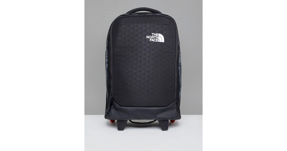 f476d8b13 The North Face Overhead Carry On Travel Case 29 Litres In Black for men