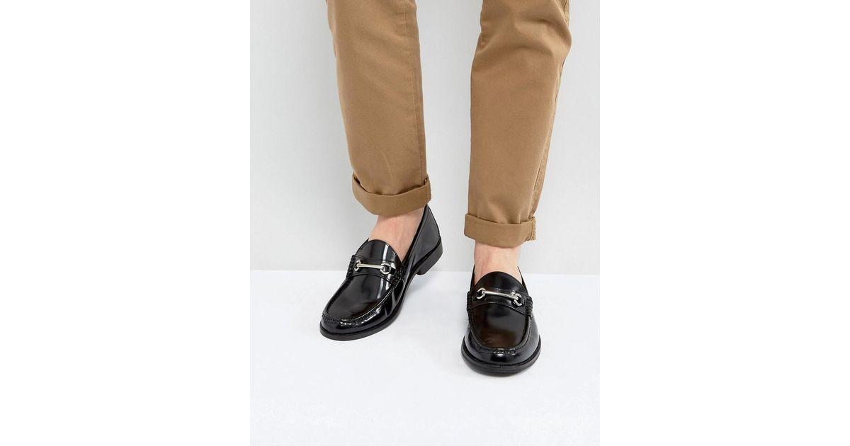 Ben Sherman Slip On Shoes Mens