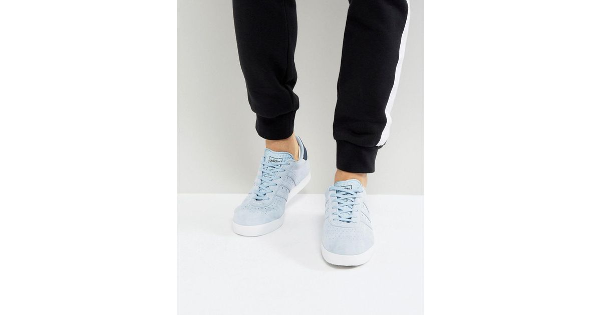 92908d58dc5566 Lyst - adidas Originals 350 Sneakers In Blue Bb2782 in Blue for Men