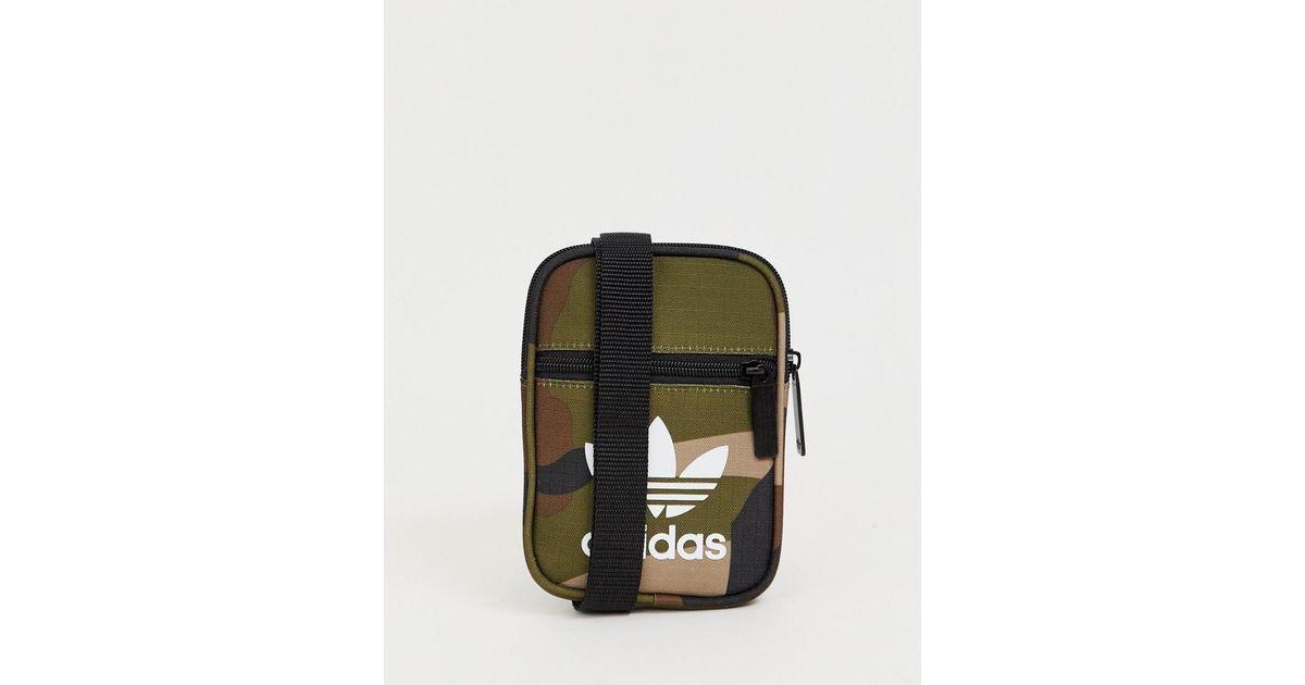 adidas Originals Synthetic Flight Bag
