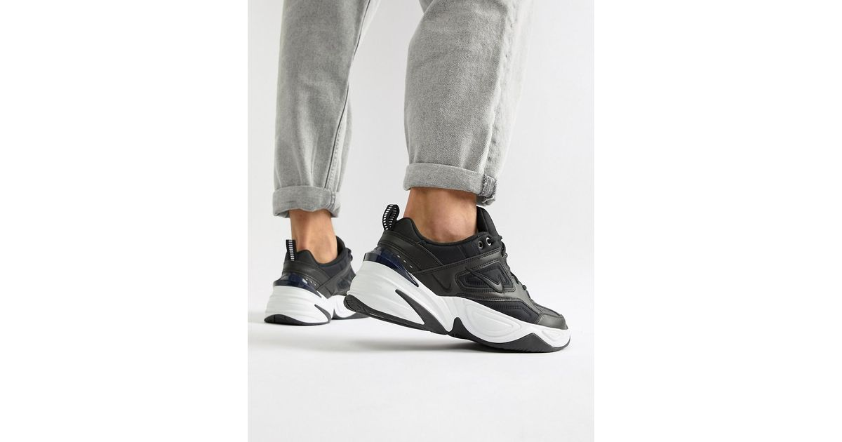 detailed pictures detailed images 50% price Nike M2k Tekno Trainers In Black Av4789-002 for men