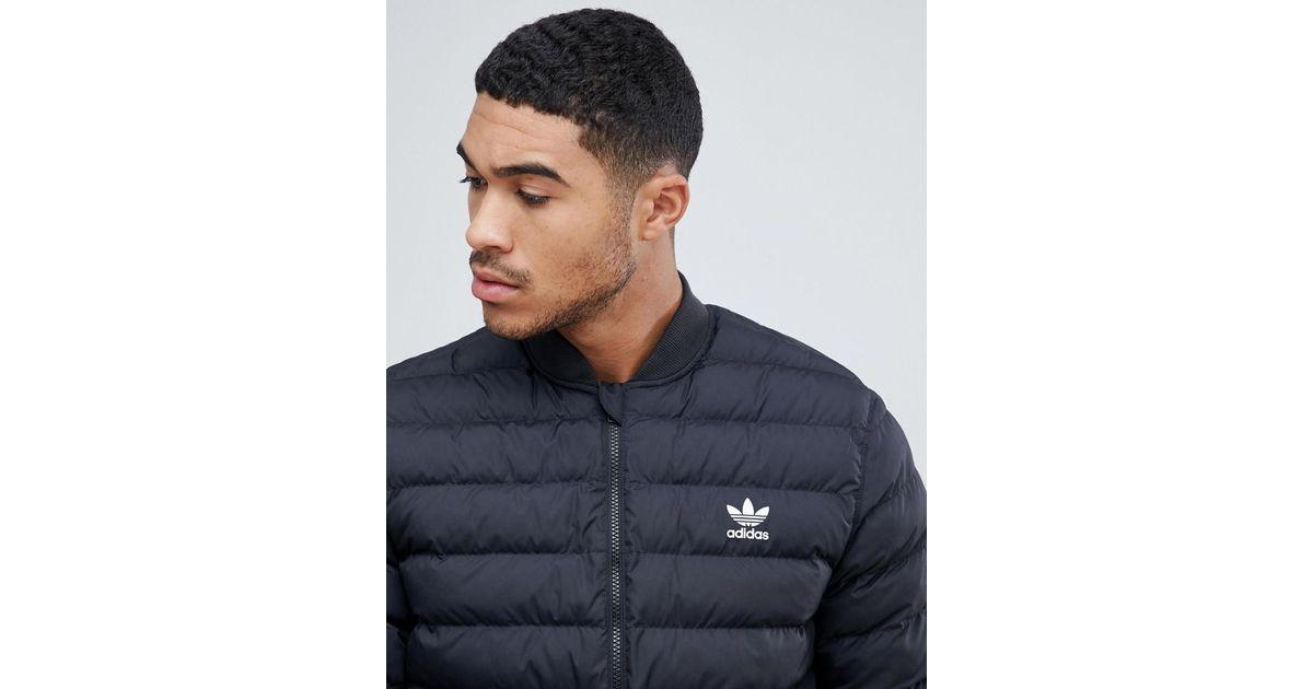 Adidas Originals Superstar Outdoor Jacket In Black Dj3191 for men