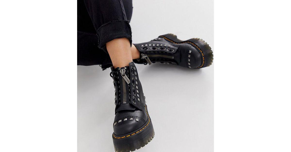 hot sale online high fashion vast selection Dr. Martens Exklusiv Sinclair - Robuste Stiefel in Schwarz ...