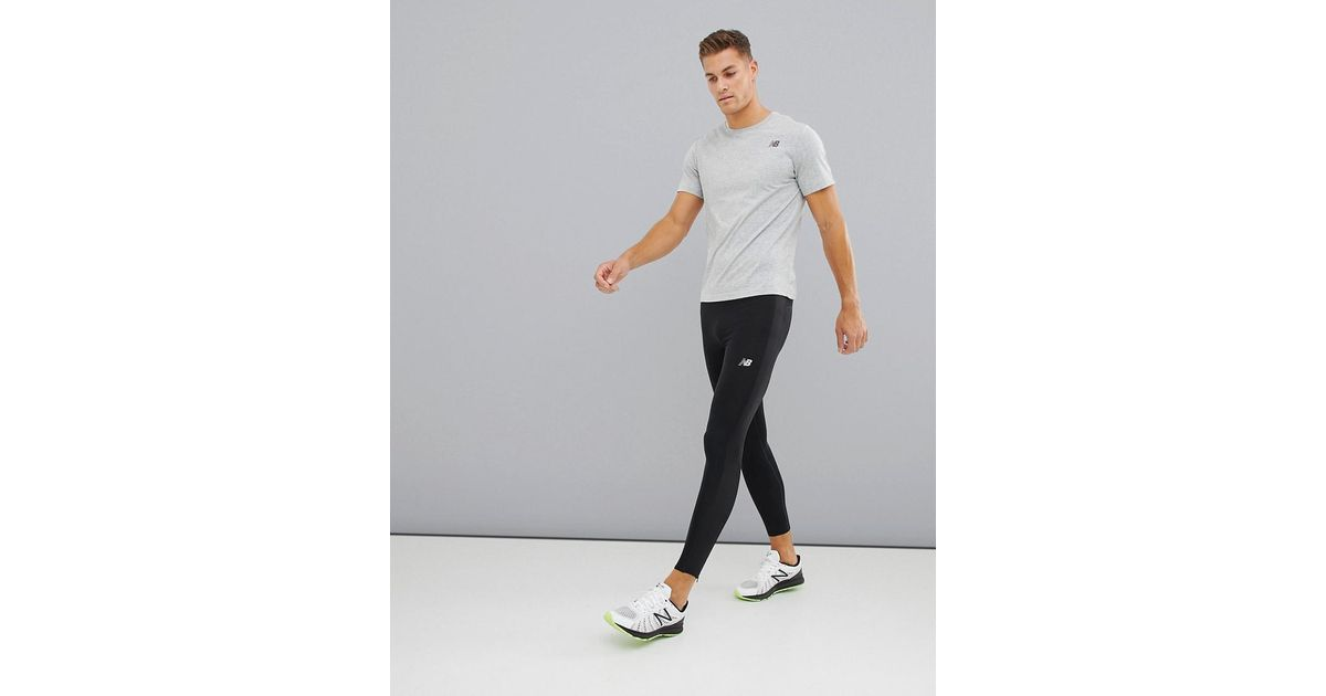 88cc0ae07a New Balance Running Accelerate Tights In Black for men