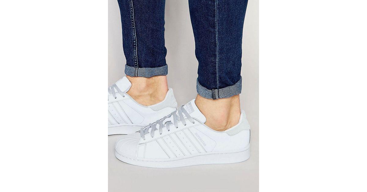 2017 Billig adidas Originals Superstar 80s S75848 Sneaker