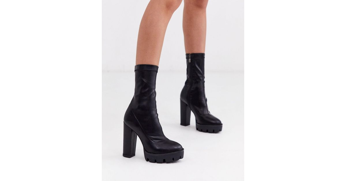 SIMMI Shoes Leather Simmi London Jemma