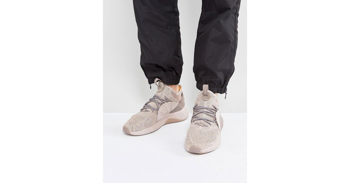 best service 262cc 17412 Adidas Originals Natural Tubular Rise Trainers In Beige By4139 for men
