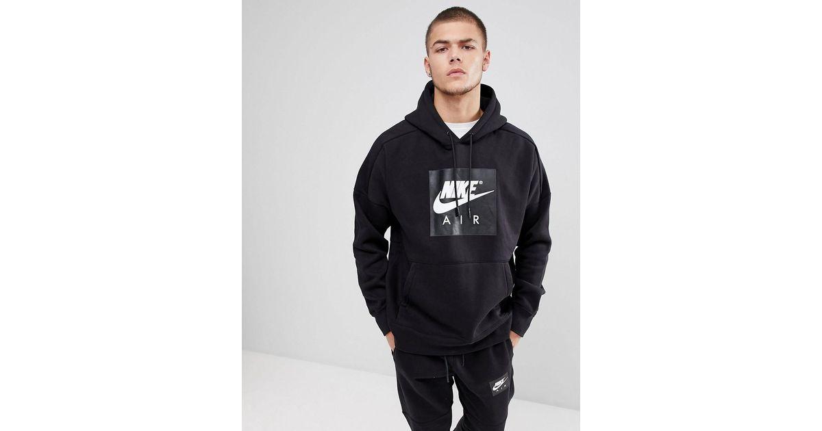 Details zu Nike Air Pullover Fleece Men's Hoodie 886046 010