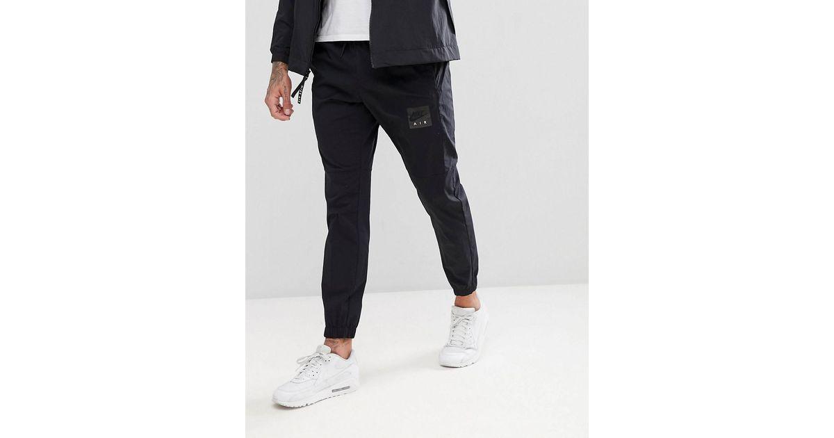 Tiss En Skinny Black Pantalon Pour Coloris De Coupe Jogging Nike Homme 1cTFlKJ
