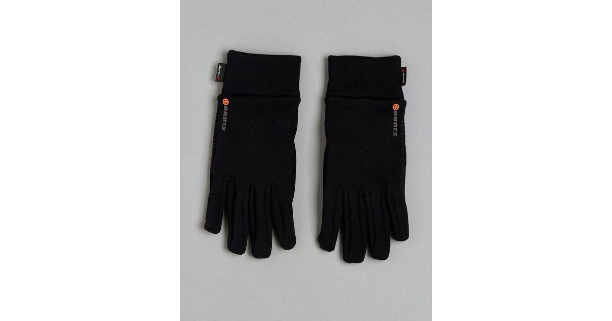 prezzo di fabbrica immagini dettagliate goditi la spedizione gratuita Barts - Black Fleece Gloves for Men - Lyst