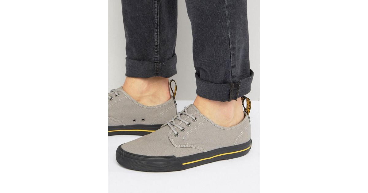 Dr. Martens Pressler Canvas Sneakers in