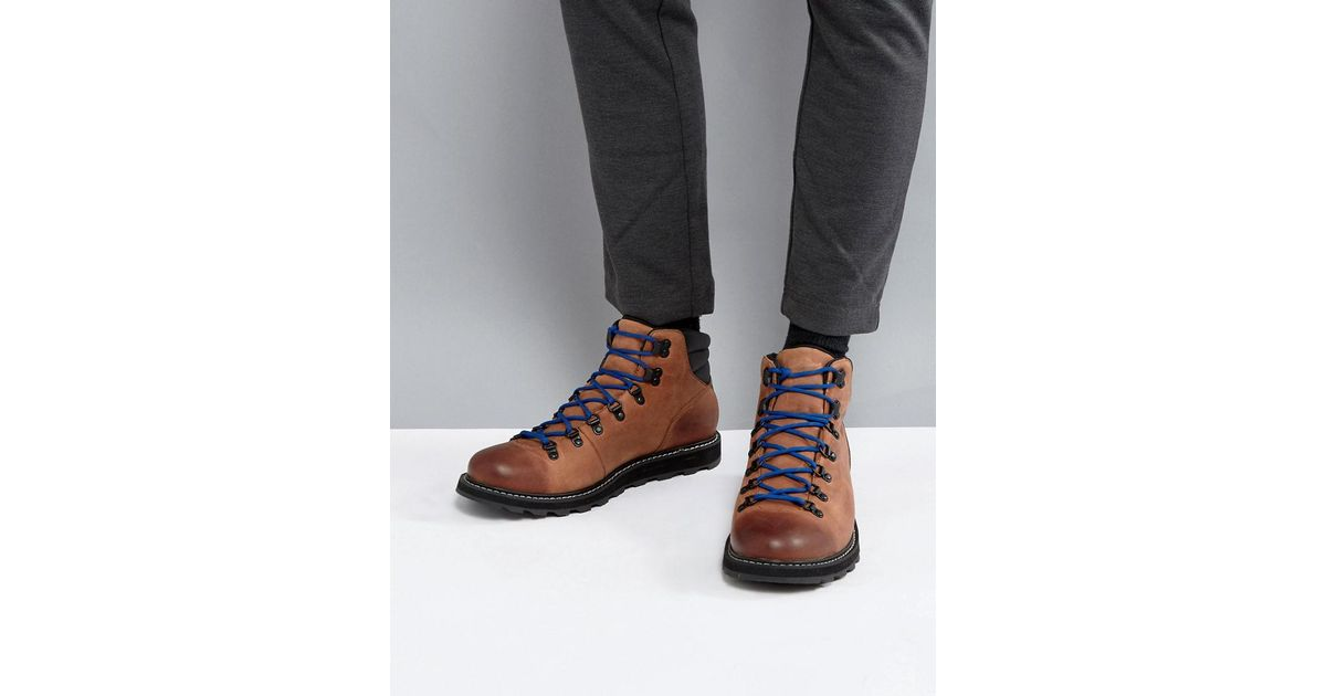 6625ec4dbcd Sorel Madson Waterproof Hiking Boots In Brown for men