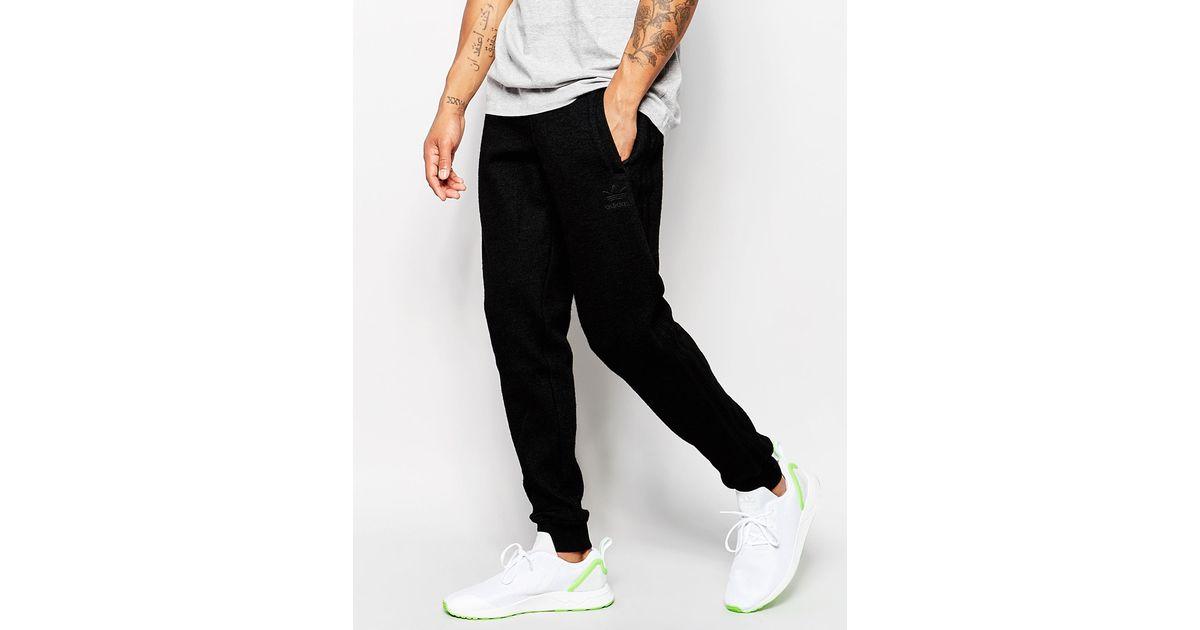 ec084d926ce7 Lyst - adidas Originals X Pharrell Luxury Skinny Jogger Aj7052 in Black for  Men