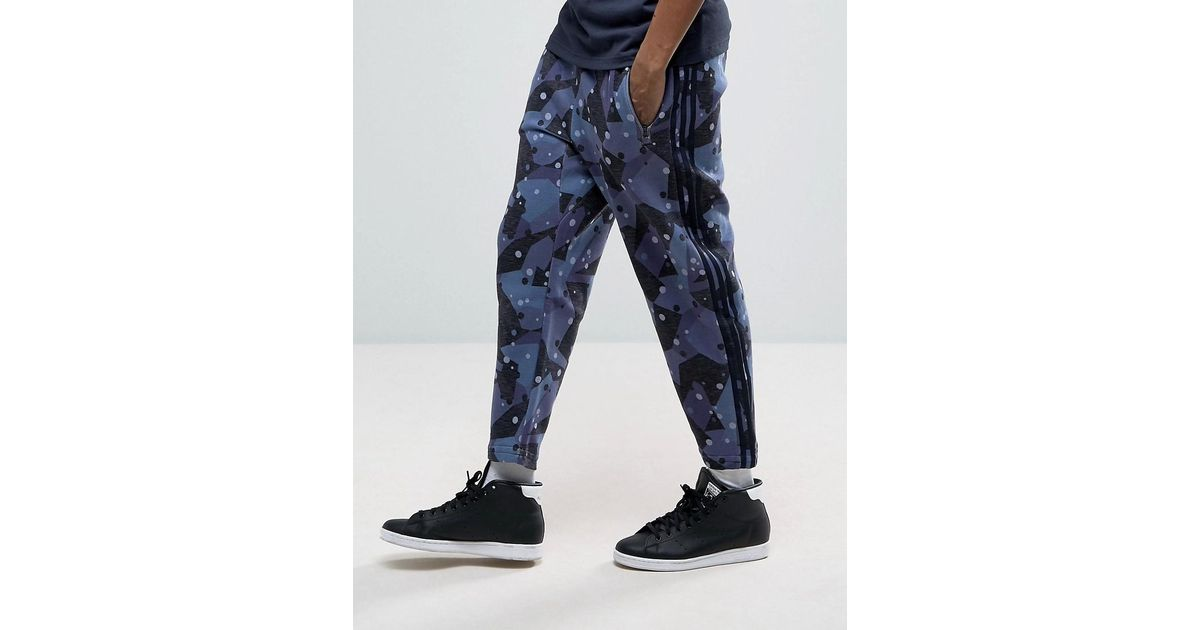 327b2ec4f2c01 Lyst - adidas Originals Tokyo Pack Nmd Joggers In Camo Bk2213 in Blue for  Men