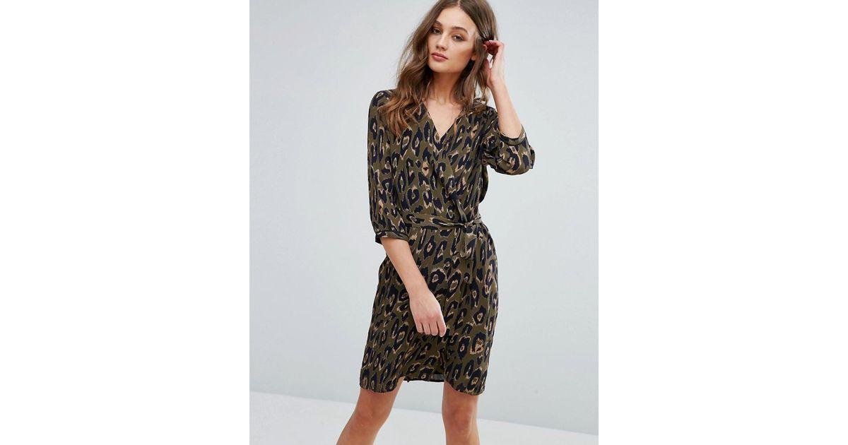 62455ca9 Vero moda leopard