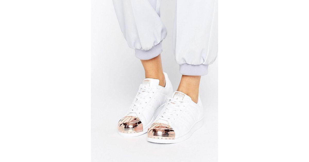 Adidas Originals Originals White Superstar