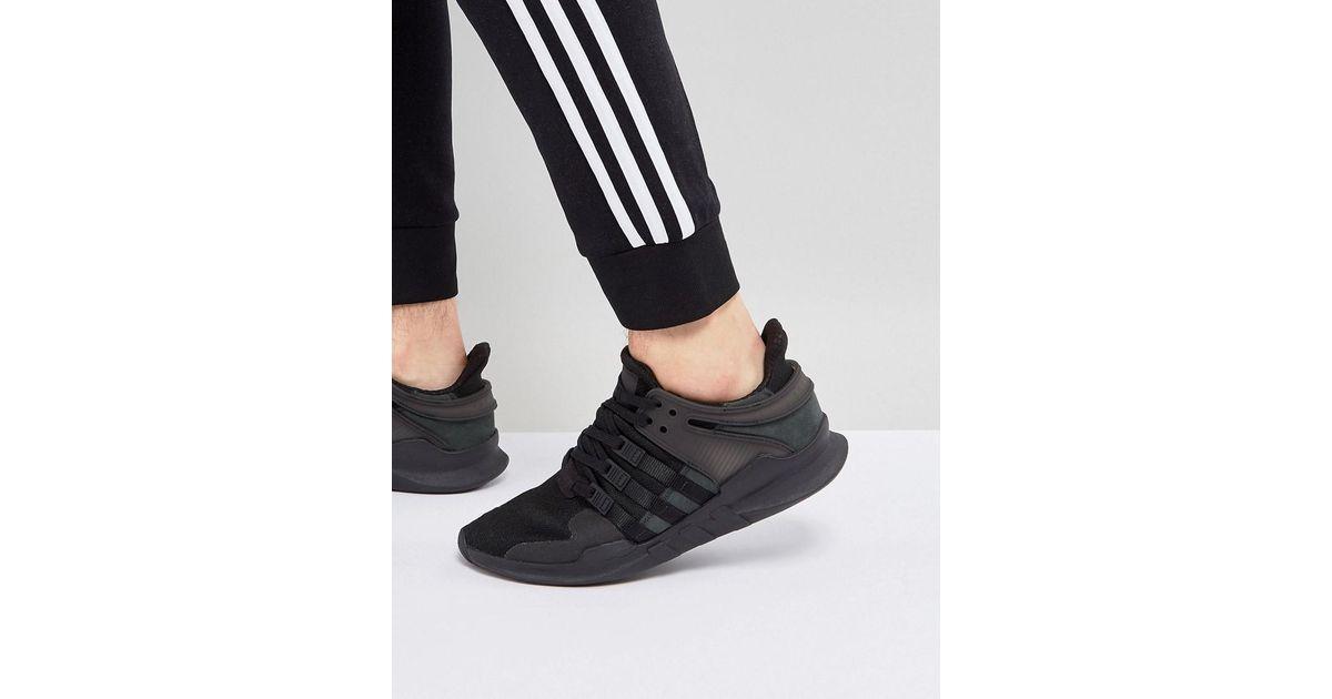 buy popular 697a8 e1753 Adidas Originals Eqt Support Adv In Black Cp8928 for men